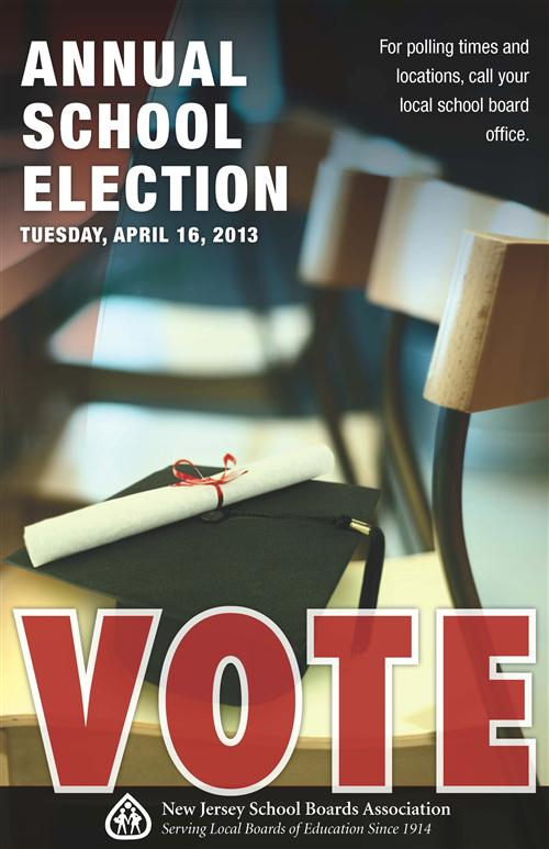 Vote in 2013 BOE elections