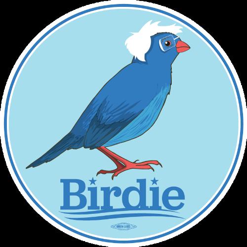 Bernie Birdie