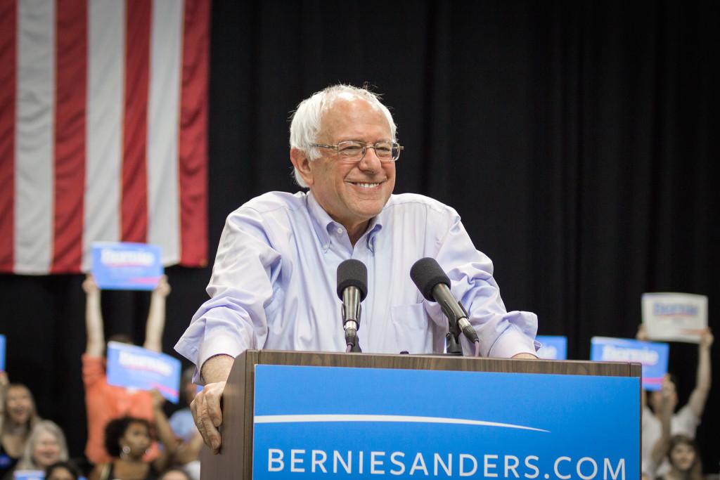 Bernie Sanders winner