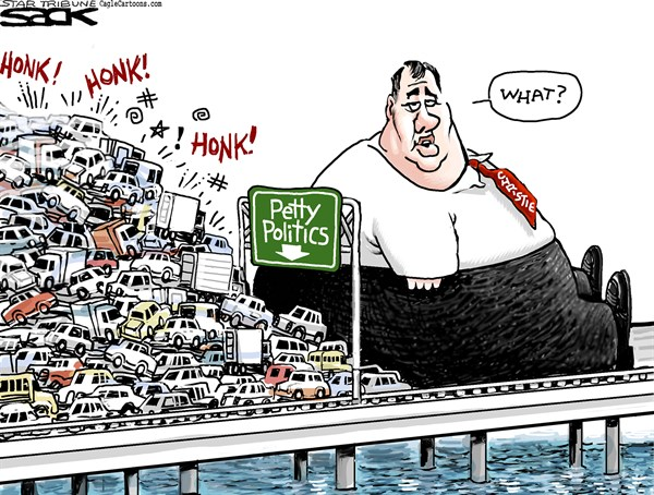 Christie's Bridgegate