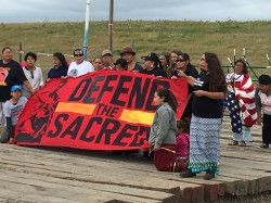 Protect the Sacred at Standing Rock