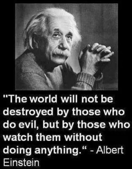 einstein-on-evil