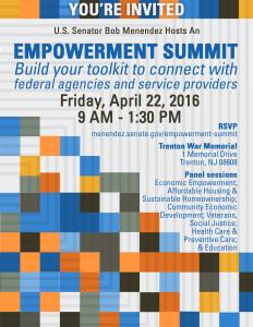 Sen Bob Menendez Empowerment Summit