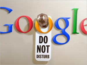 Google - do not disturb