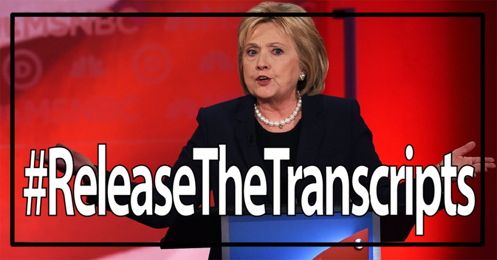 Hillary Transcripts