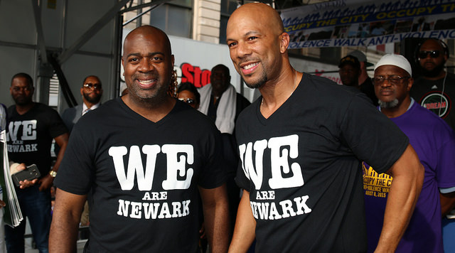 Mayor Baraka and Common