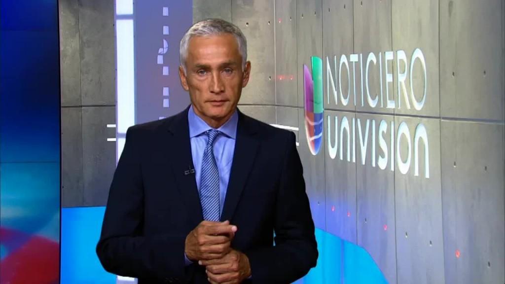 Jorge Ramos at Univision