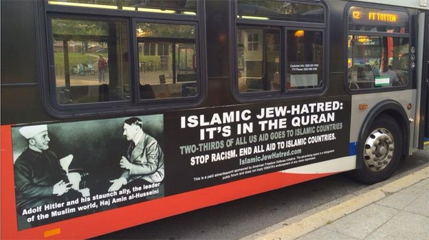 Muslim leader & Hitler - Jew hatred is in Quran