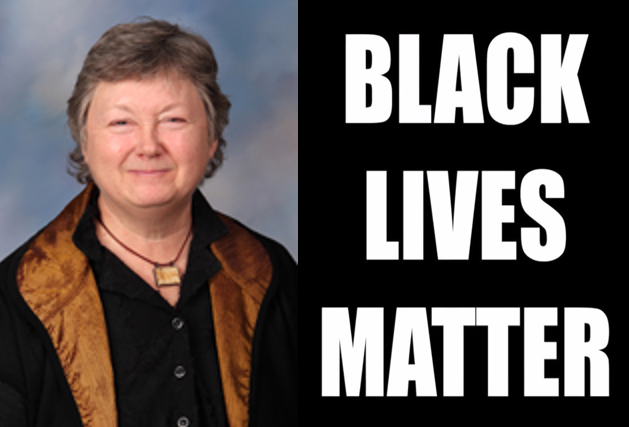 Prof Leary & Black Lives Matter