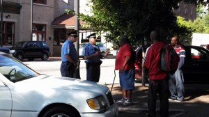 Raleigh NC police stop Love Wins from feeding homeless
