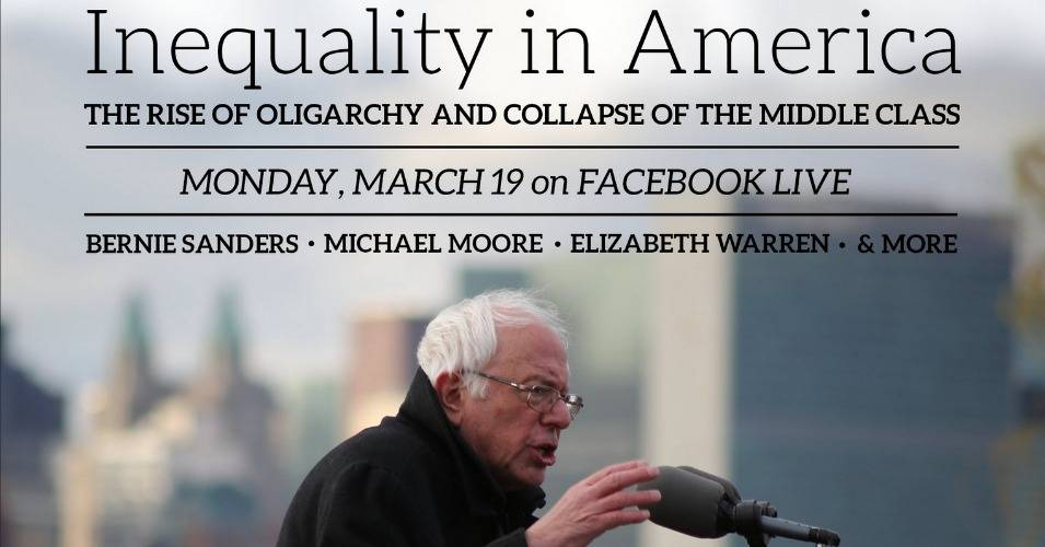 inequality town hall 180319