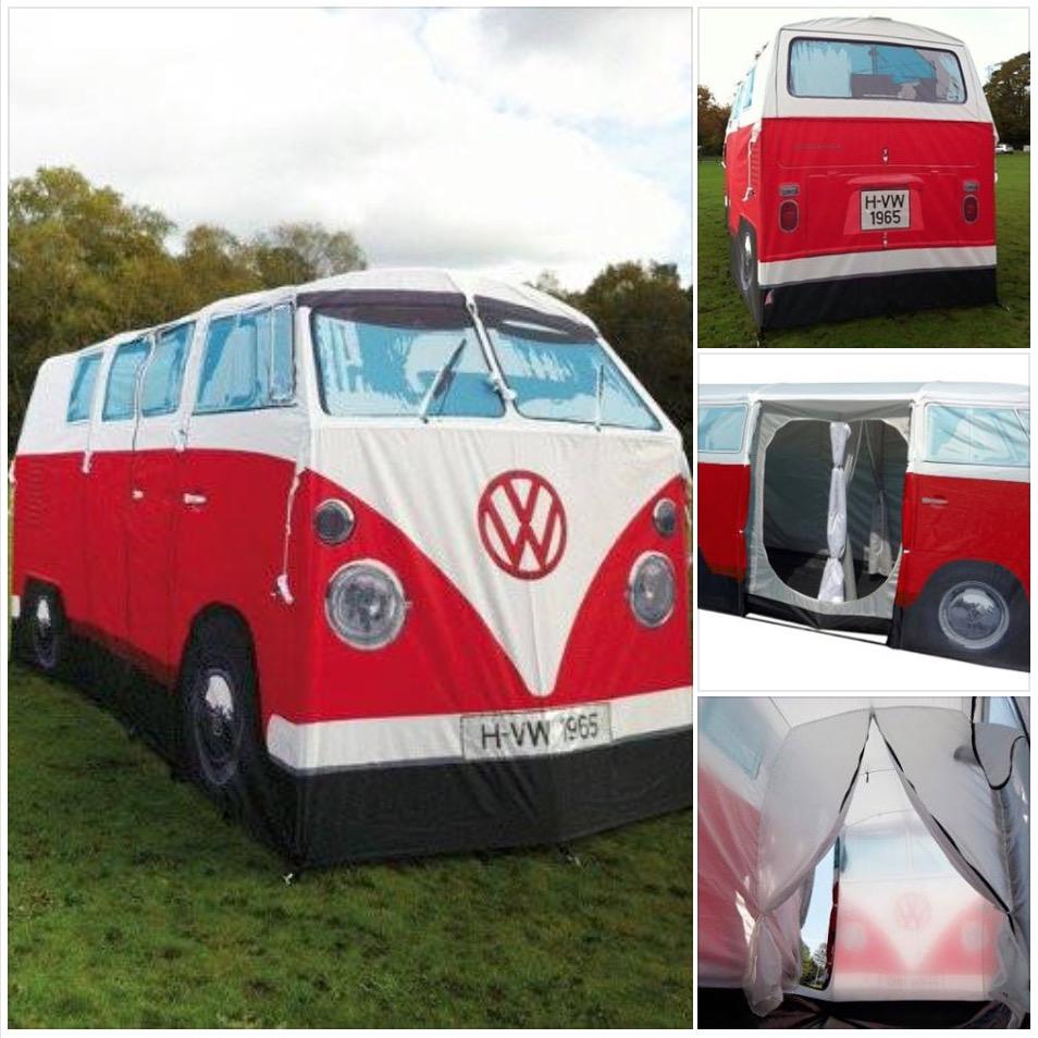 VW Camper Bus Tent