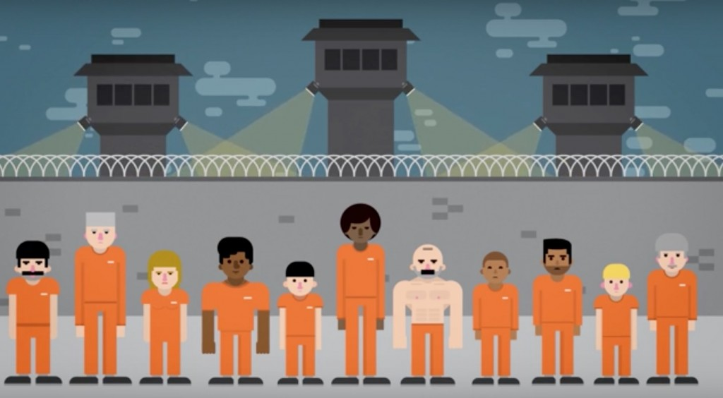 people in prison