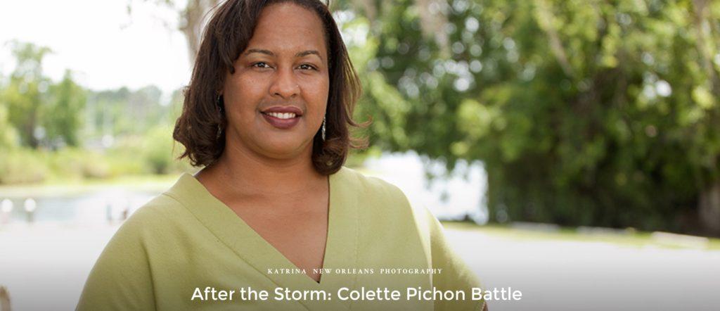 Colette Pichon Battle