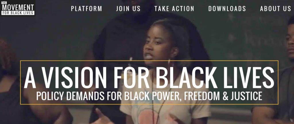 Vision for Black Lives