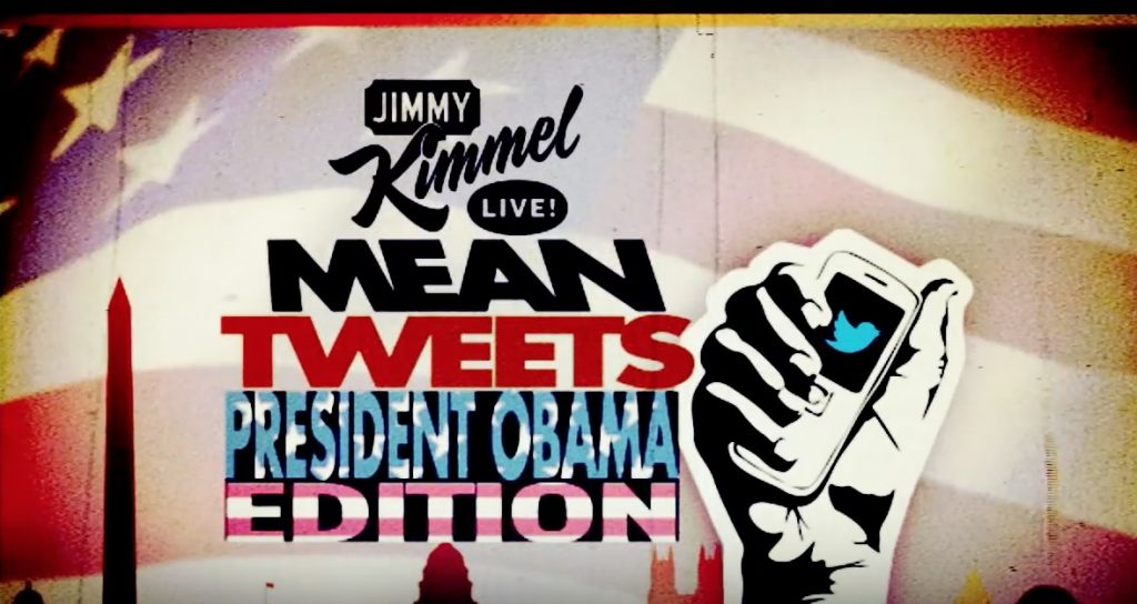 Mean Tweets President Obama Edition 2015