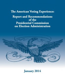 Presidential Commission on Elections Report 2014