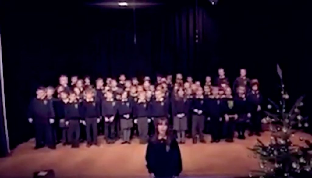 Killard House School choir