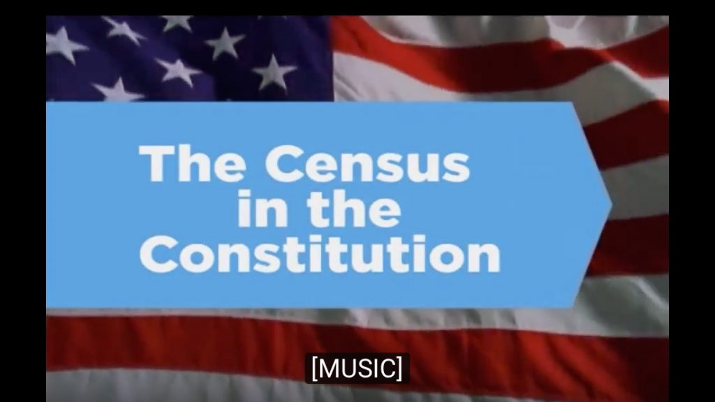The Census in the Constitution
