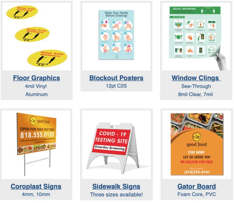 SIgn styles