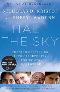 Half the Sky Book