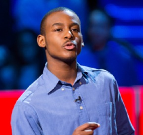 Malcolm London at TED