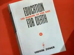 Nazi education for death