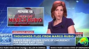 Hurricane Marco Rubio