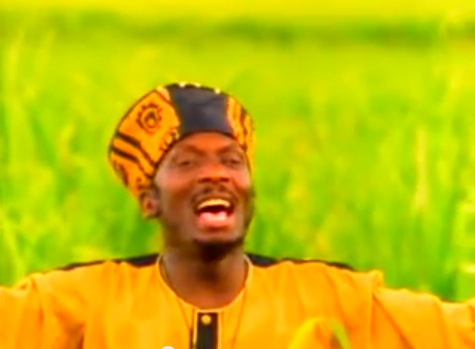 Jimmy Cliff singing I Can See Clearly Now