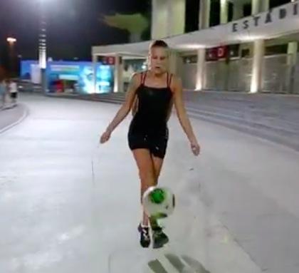 soccer ball jump roper