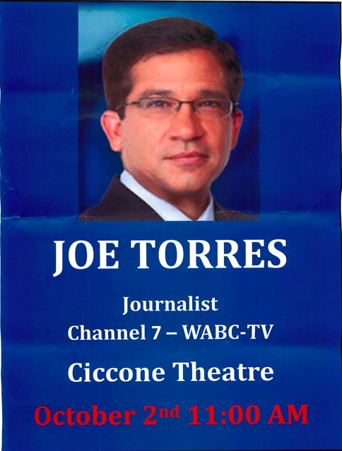 Joe Torres @ BCC