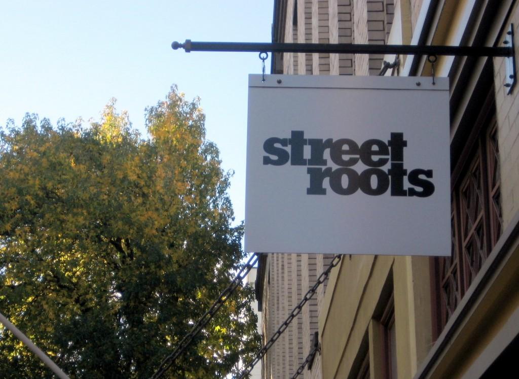 Street Roots Newspaper, Portland