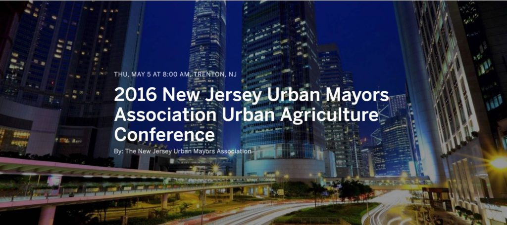 Urban Ag Mayor's Conf banner