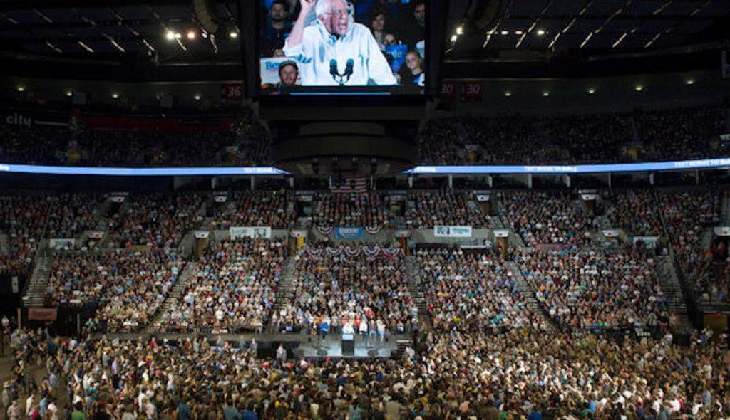 The Bernie movement