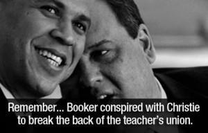 booker & christie broke back of teachers' union