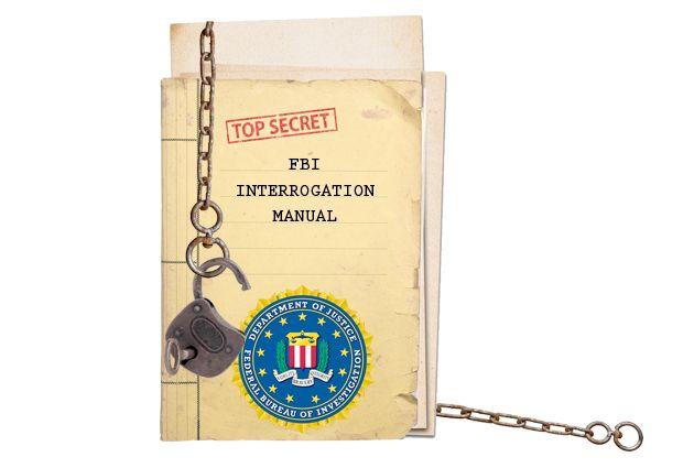 FBI locked interrogation manual