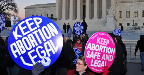 keep abortion safe & legal