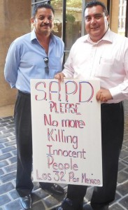 please SAPD no more killing