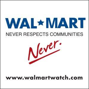 walmart never respects